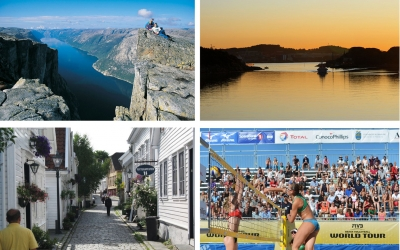 4 reasons to visit Stavanger in June