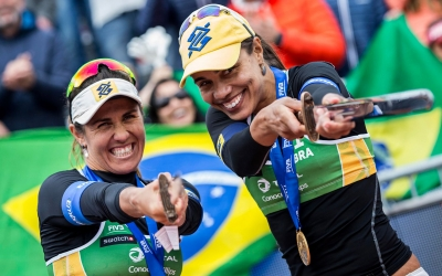 Brazil – Gold and Silver in Stavanger